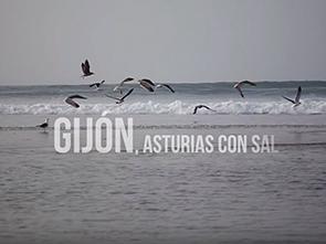 Gijón, Asturias con Sal.